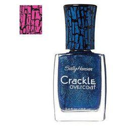 Sally Hansen Crackle Overcoat 11,8ml W Lakier do paznokci 04 Fuchsia Shock