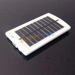 Ładowarka solarna, powerbank S3000W PowerNeed (biała)
