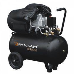 Kompresor olejowy PANSAM A077060 50 litrów + DARMOWA DOSTAWA! + Wymiatamy magazyny! Darmowy transport od 99 zł | Ponad 200 sklepów stacjonarnych | Okazje dnia!
