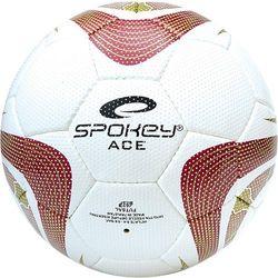 Piłka nożna halowa SPOKEY Ace Futsal II bordowy (rozmiar 4)