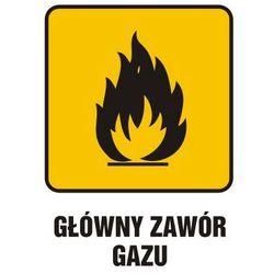 Główny zawór gazu 2