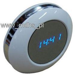 Mini kamera ukryta w zegarku cyfrowym 1280 x 960 px, do 12 godzin pracy, SZEROKI KĄT 120 stopni