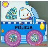 Policja. Wspaniałe pojazdy (opr. kartonowa)