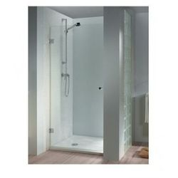 RIHO SCANDIC SOFT Q101 Drzwi prysznicowe 70x200 LEWE, szkło transparentne EasyClean GQ0608201