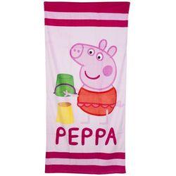 Ręcznik plażowy / kąpielowy Świnka Peppa 70/140