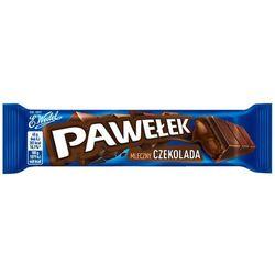 E. WEDEL 45g Pawełek mleczny czekolada
