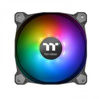 Thermaltake wentylator do obudowy thermaltake pure 14 rgb plus tt cl-f064-pl14sw-a (140 mm; 1500 obr/min; rgb)