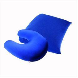 Wielofunkcyjna poduszka: podtrzymanie szyi & zagłówek 30x30cm Zapisz się do naszego Newslettera i odbierz voucher 20 PLN na zakupy w VidaXL!