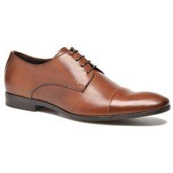 promocje - 10% Buty sznurowane Marvin&Co Nicobout Męskie Brązowe 100 dni na zwrot lub wymianę