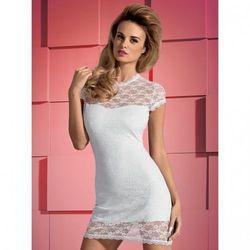 Dressita sukienka i stringi białe L/XL