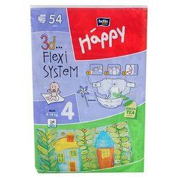 BELLA BABY HAPPY 54szt Pieluszki Maxi 4 (8-18kg)