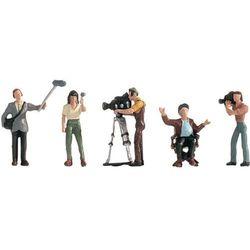 Ekipa filmowa w skali H0
