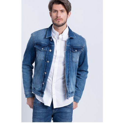 pepe jeans kurtka jeansowa męska