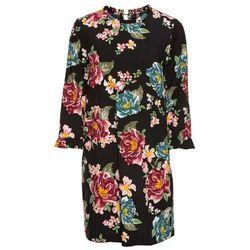 7e0ab66042 suknie sukienki zolta sukienka bez rekawow z gumka w pasie (od ...
