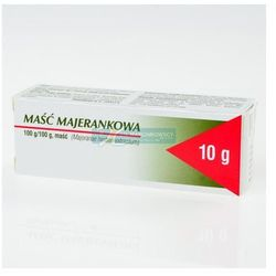 MAŚĆ MAJERANKOWA 10g