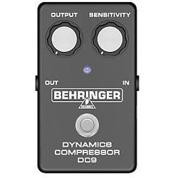 Behringer DYNAMICS COMPRESSOR DC9 efekt gitarowy