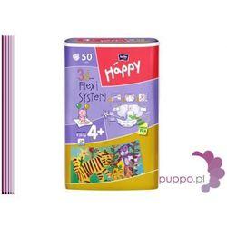 Bella Happy 4+ MAXI Plus Pieluszki 50 sztuk