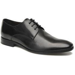 promocje - 10% Buty sznurowane Marvin&Co Nicovée Męskie Czarne 100 dni na zwrot lub wymianę