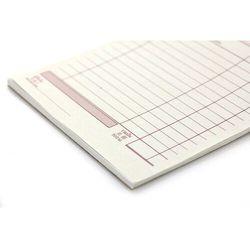Bloczki samokopiujące (druki samokopiujące, z nadrukiem zamawiającego) (100 szt)