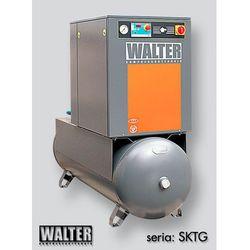 Sprężarka śrubowa WALTER SKTG 5,5 [8/10/15 bar] COMBO