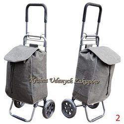d5f0db2fba771 torba zakupowa na kolkach wozek na zakupy w kategorii Wózki na ...