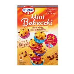 Mini babeczki waniliowe z kropelkami czekolady 250 g Dr. Oetker
