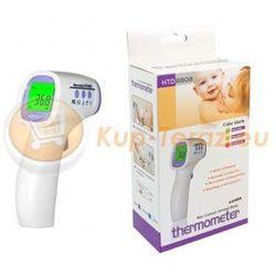 Termometr Bezdotykowy na Podczerwień elektroniczny dla Dzieci i Dorosłych HTD8808