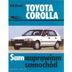 Toyota Corolla. Sam naprawiam samochód