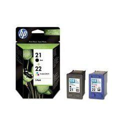 ORYGINAŁ Zestaw HP SD367AE tusze HP21 + HP22 Combo Pack do drukarki D1560/D1320/F2280/F2290/J3680