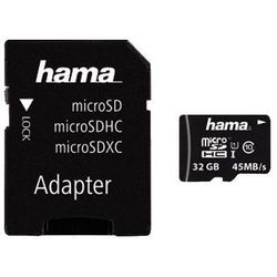 Hama MICRO SDHC 32GB 114993