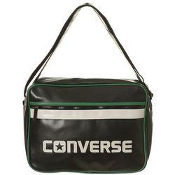 torba Converse Flat Zip Reporter Sport/410685 - 038/Converse Black/Converse White/Green
