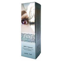 FEG - FEG Eyelash Enhancer Hologram - Odżywka do rzęs, serum wzmacniające rzęsy - 3 ml