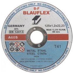 Tarcza do cięcia metalu 125x1.2 BLAUFLEX