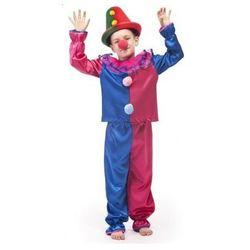 Strój Klaun - przebrania / kostiumy dla dzieci - 122 cm