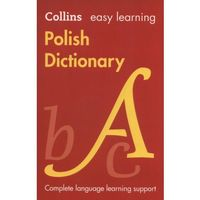 Collins Easy Learning Polish Dictionary (opr. miękka)
