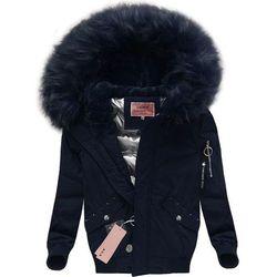 38c010e602afc3 kurtki damskie zimowe z naturalnym obszyciem (od KURTKA ZIMOWA Z ...