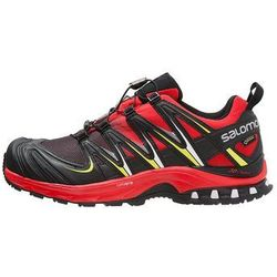Salomon XA PRO 3D GTX Obuwie do biegania Szlak radiant red/black/gecko green