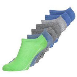 camano 7 PACK Stopki green flash/fog melange/stone/light grey melange/ultramarine