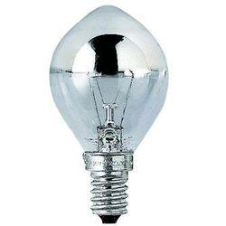 Żarówka Osram 25 W, E14, srebrna