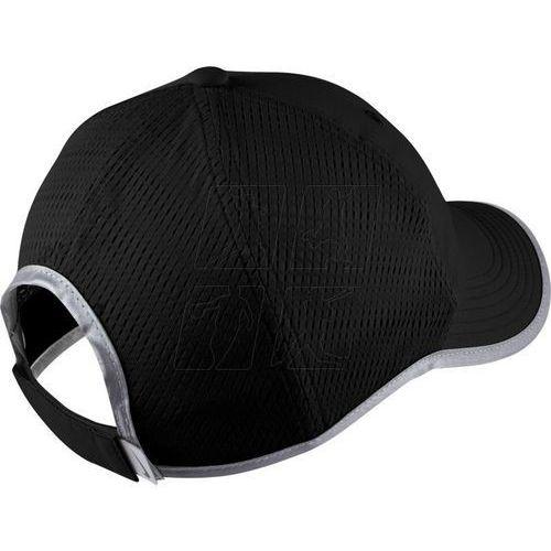 Czapka z daszkiem Nike Run Knit Mesh Cap W 810138 010