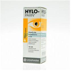Hylo-Parin krople do oczu 10ml