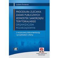 Procedura zlecania zadań publicznych jednostek samorządu terytorialnego organizacjom pozarządowym (opr. miękka)