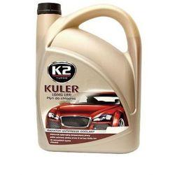 K2 Kuler GREEN Gotowy Płyn do chłodnic 5l
