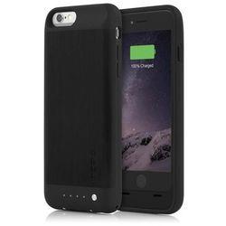 Incipio offGRID SHINE Case - Etui z baterią 3000mAh do iPhone 6 MFi (brushed titanium)