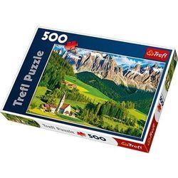 Puzzle Dolomity 500