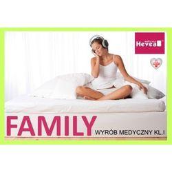 Materac lateksowy Hevea Family Medicare Plus 160x200