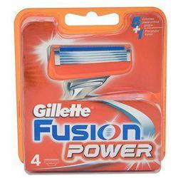 Gillette Fusion Power zapasowe ostrza + do każdego zamówienia upominek.