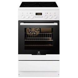 Kuchnia ELECTROLUX EKC 54550OW