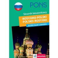 Słownik Kieszonkowy rosyjsko-polski polsko-rosyjski (opr. miękka)