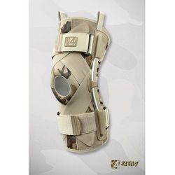 Militarna orteza kolana z fiszbinami ortopedycznymi